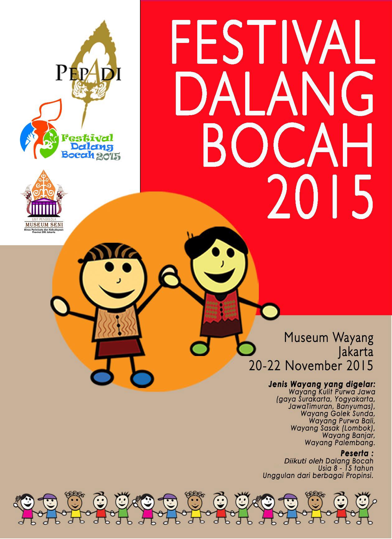 Festival #DalangBocah 2015 dimulai