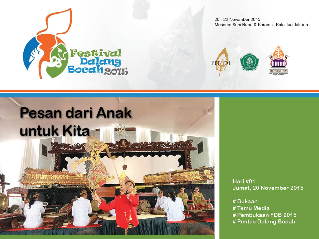 Majalah Digital Media Event FDB 2015 – 20 November 2015