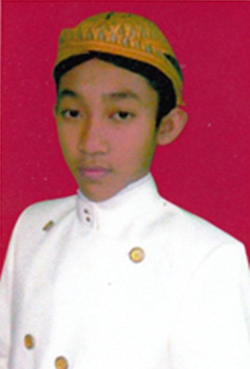 GALIH RIDHO ROMADHONI – Jawa Tengah – #DalangBocah 2015