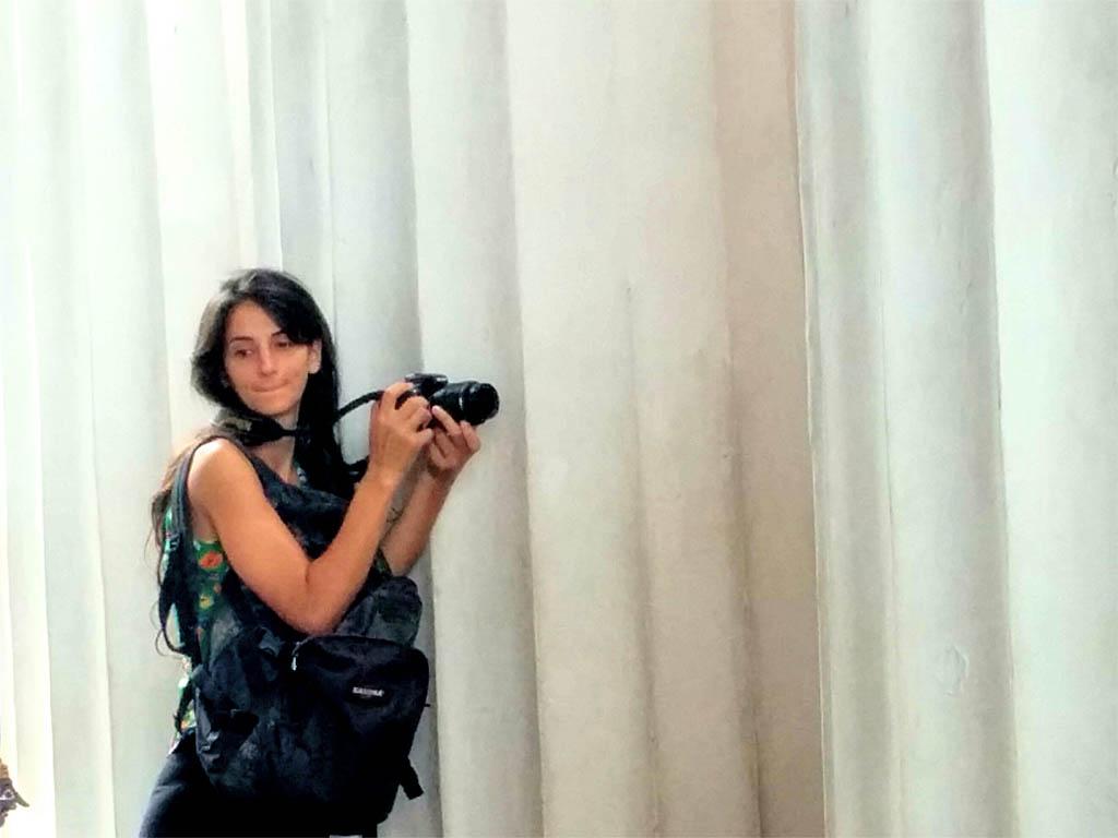 Giulia: Dara Italia Kepincut Wayang, Mengidolakan Srikandi