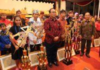 Penutupan Festival Dalang Bocah dan Festival Dalang Muda 2016