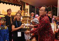 Woro Mustiko Siwi, Dalang Bocah Mumpuni 2016: Kalau Bukan Kita, Siapa Lagi?