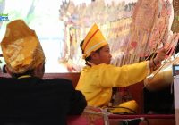 Wisno Raga (11 tahun) #DalangBocah Kalimantan Selatan – lakon Anoman Duta – Wayang Kulit Banjar