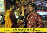 Wawancara dengan Kondang Sutrisno, Ketua Umum Pepadi Pusat