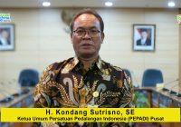 Sambutan H. Kondang Sutrisno, SE, selaku Ketua Umum Persatuan Pedalangan Indonesia (PEPADI) Pusat