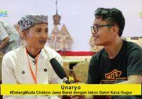 Unaryo (Dalang Muda Dari Cirebon): Senang Mendapat Kritik Dari Ki Mantheb