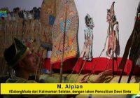 M. Alpian #DalangMuda dari Banjarmasin Kalsel dengan lakon Penculikan Dewi Sinta