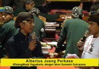 Albertus Juang Perkasa #DalangMuda Yogyakarta dengan lakon Sumantri-Sukrasana