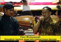 Fani Rickyansyah #DalangMuda Yogyakarta dengan lakon Antebing Kasetan (Banowati)