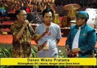 Danan Wisnu Pratama #DalangMuda dari DKI Jakarta dengan lakon Dewa Amral