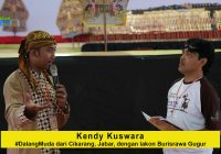 Kendy Kuswara #DalangMuda dari CIkarang dengan lakon Burisrawa Gugur