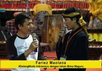 Fariez Maulana #DalangMuda Indramayu dengan lakon Bima Maguru