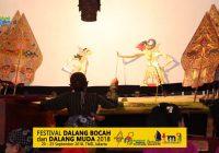 M Zaki Kaditama, Dalang Bocah asal Yogyakarta, dengan lakon Chandrabirawa Sang Bagaspati