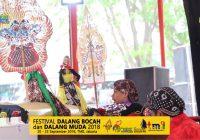 Ragil Jalu Pangestu, Dalang Bocah asal Yogyakarta dengan lakon Maktal Tobat